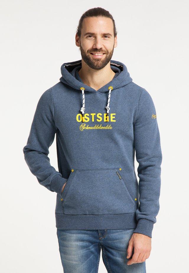 OSTSEE - Hoodie - marine melange