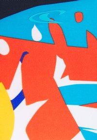O'Neill - CRUZ BOTTOM - Bikini bottoms - blue/red - 2