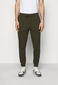 Polo Ralph Lauren - Tracksuit bottoms - company olive - 0