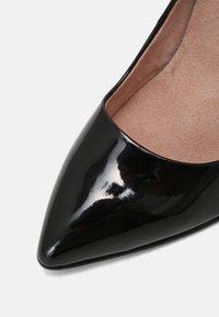Tamaris Heart & Sole - Classic heels - black - 7