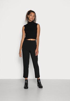 ONLYASMINE PANT - Trousers - black
