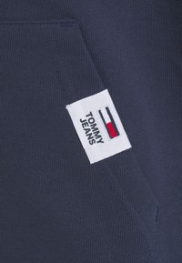 Tommy Jeans - SOLID TRACK JACKET - Zip-up hoodie - blue - 6