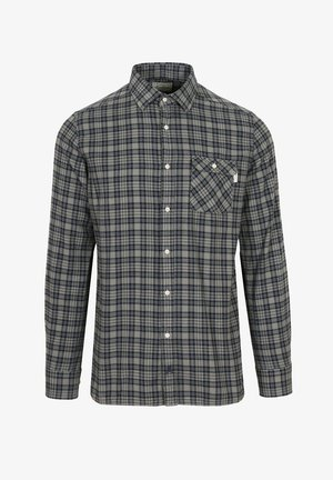 TARTAN POCKET - Shirt - light khaki