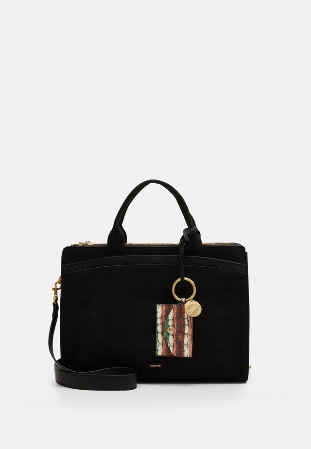 BRIEFCASE ARYA - Laptop bag - black