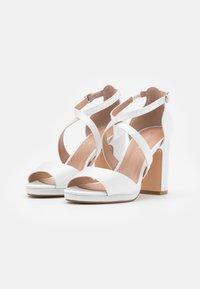 Anna Field - Platform sandals - white - 2