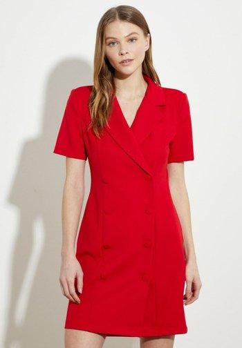 PARENT - Shirt dress - red