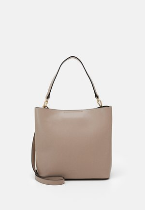 KERAVA SET - Handbag - light taupe