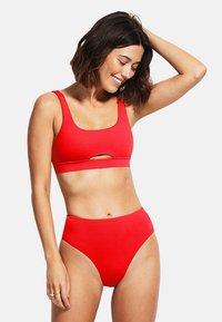 Seafolly - ACTIVE - Bikini bottoms - chilli - 1