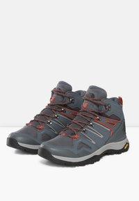 The North Face - M HEDGEHOG FASTPACK II MID WP (EU) - Outdoorschoenen - asphalt grey/flare - 2