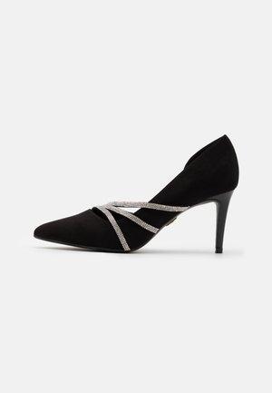 MAGNA - Høye hæler - black