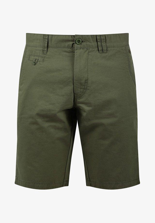 SASUKE - Shorts - dusty green