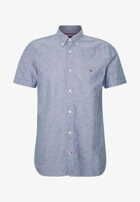 Tommy Hilfiger - SLIM SHIRT  - Shirt - blue - 4