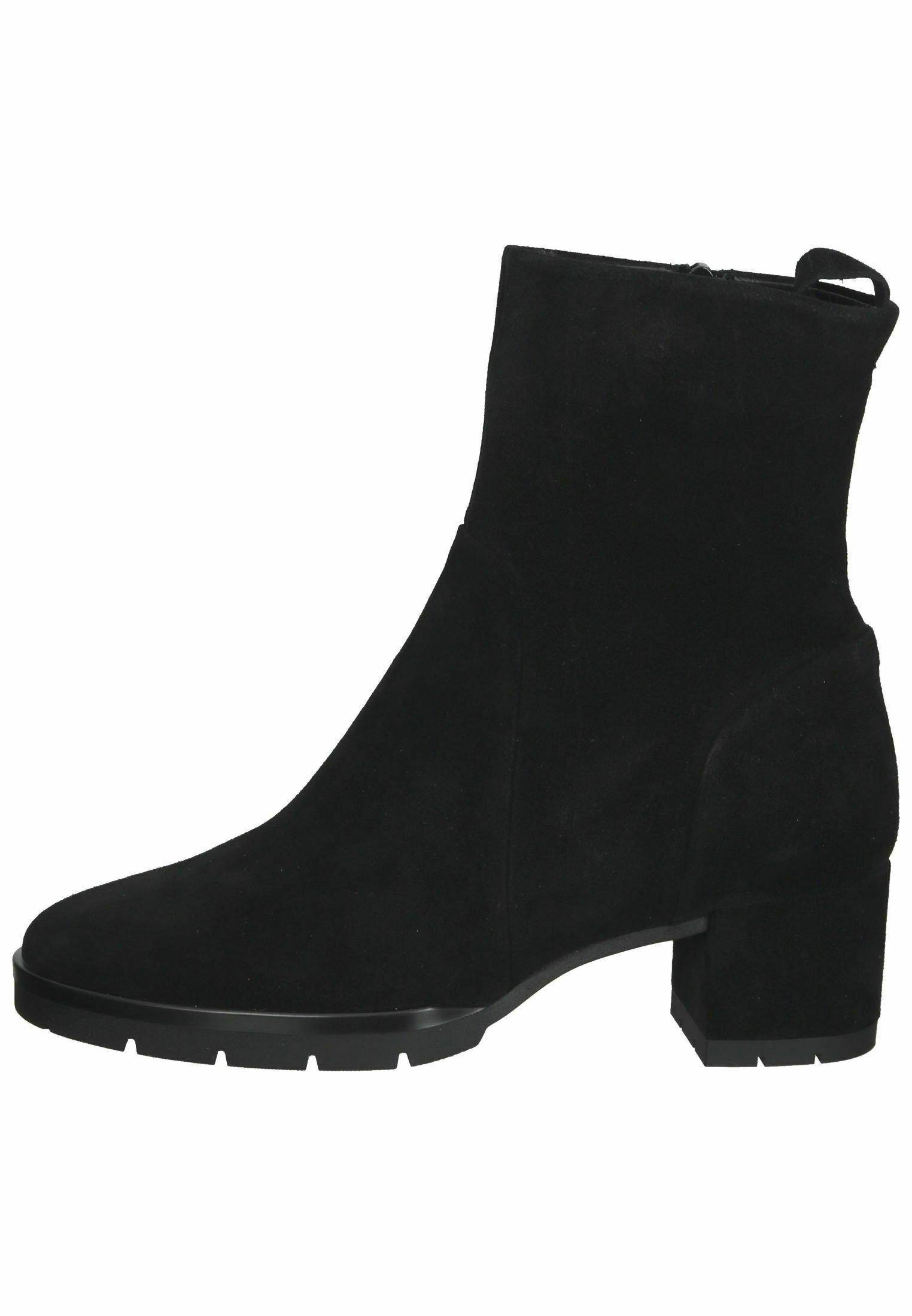 Damen Stiefelette - schwarz