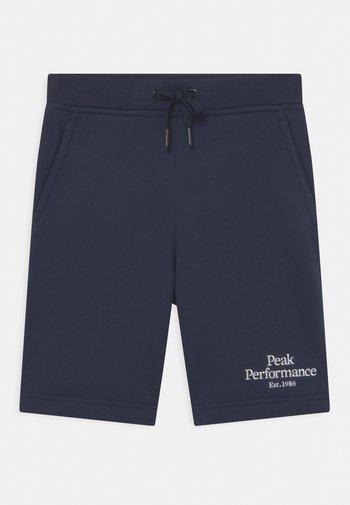 ORIGINAL UNISEX - Shorts - blue shadow