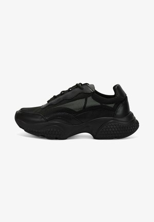 NAKED RUNNER - Trainers - black