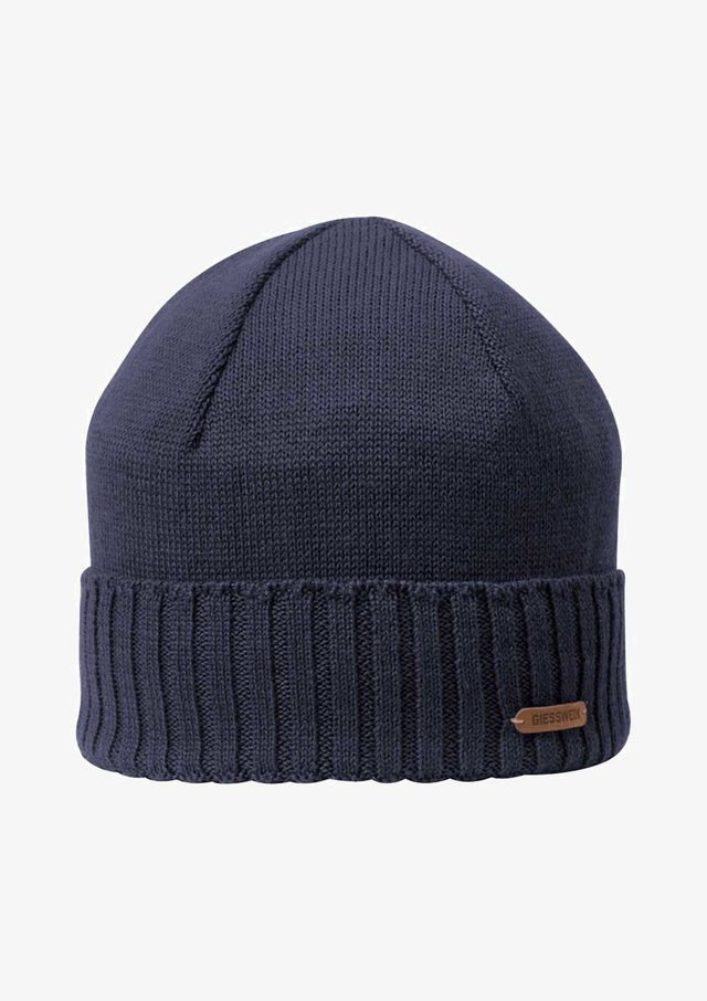 Bonnet - dk.blau