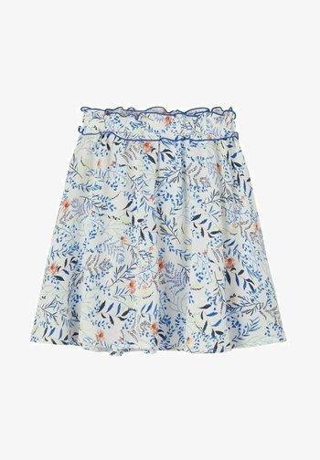 A-line skirt - bright white