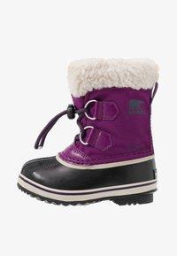 Sorel - YOOT PAC - Zimní obuv - wild iris/dark plum - 1