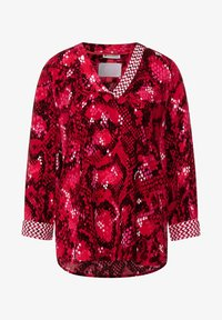 Street One - MUSTERMIX - Blouse - rot - 3