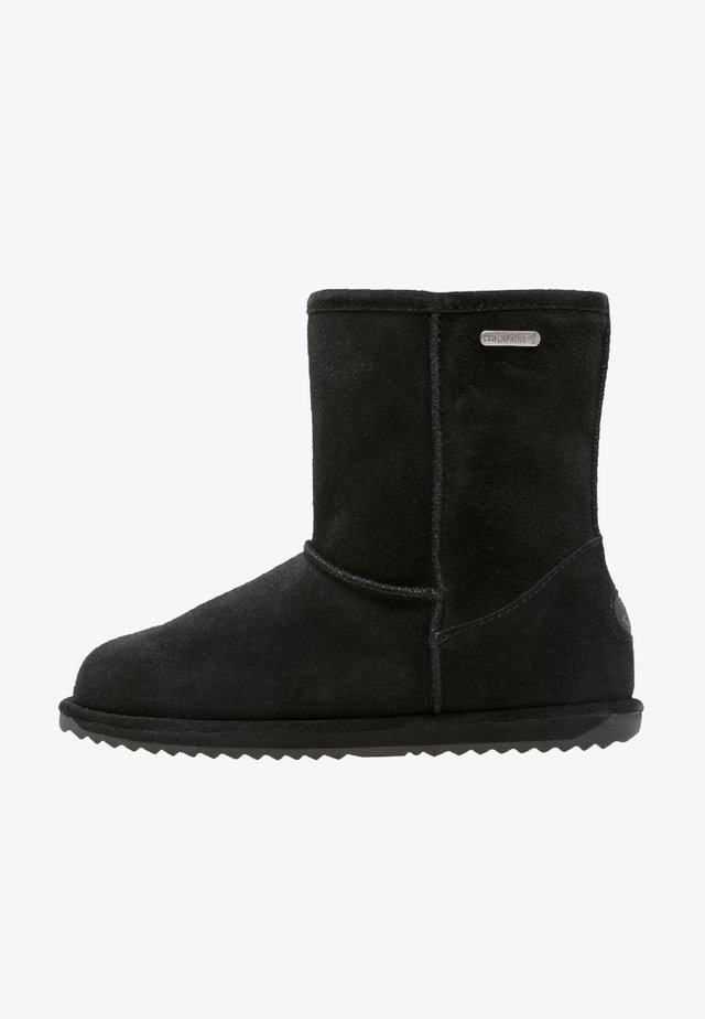BRUMBY  - Snowboots  - black