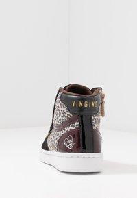 Vingino - TESSA - High-top trainers - black - 4