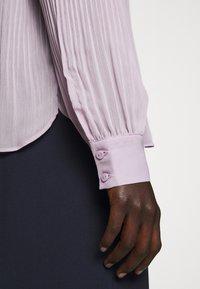 Bruuns Bazaar - ARIANA CARA BLOUSE - Blouse - purple - 8