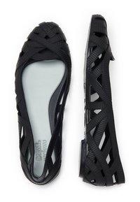 Melissa - Ballet pumps - black/grey - 2