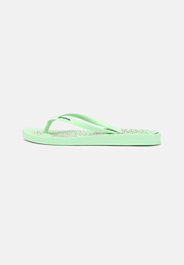 ANAT TEMAS - Teenslippers - green