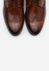 Magnanni - Lace-up ankle boots - coñac - 5