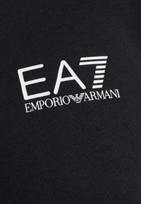 EA7 Emporio Armani - Mikina skapucí - black - 4
