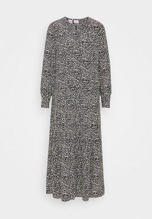 Długa sukienka - multi coloured