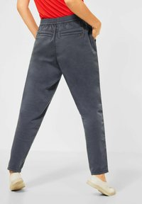 Cecil - CASUAL FIT HOSE - Trousers - grau - 2