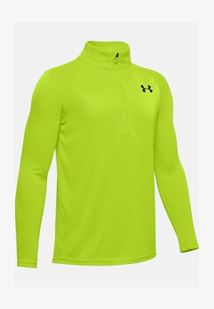 Long sleeved top - green citrine