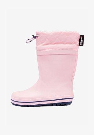 Gummistøvler - pink