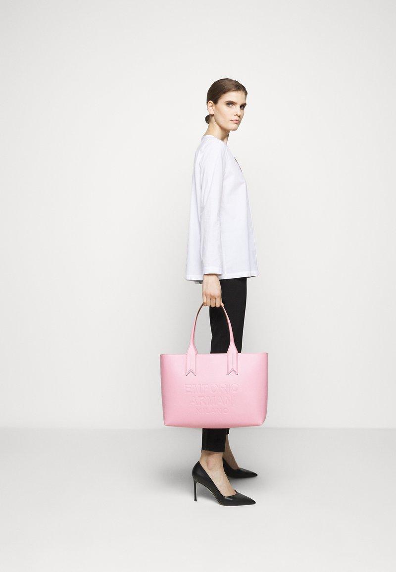 Emporio Armani - Handbag - pepe rosa