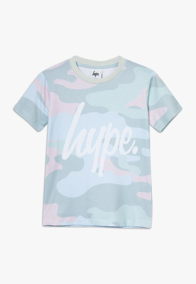 BOYS - Print T-shirt - multicoloured