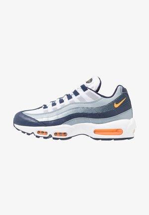 AIR MAX 95 SE - Sneakers - midnight navy/laser orange/white/obsidian mist