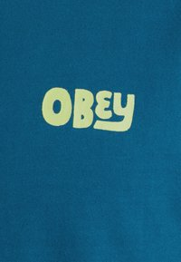Obey Clothing - NO APATHY - Printtipaita - blue sapphire - 2