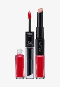 L'Oréal Paris - INFAILLIBLE X3 LIPSTICK - Lipstick - 701 captivated by cerise - 0