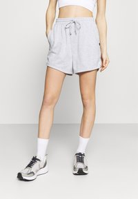 Cotton On Body - LIFESTYLE ON YA BIKE SHORT - Sports shorts - grey marle - 0
