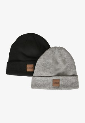 2PACK - Muts - black grey