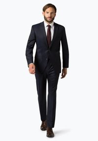 Roy Robson - Suit trousers - marine - 1