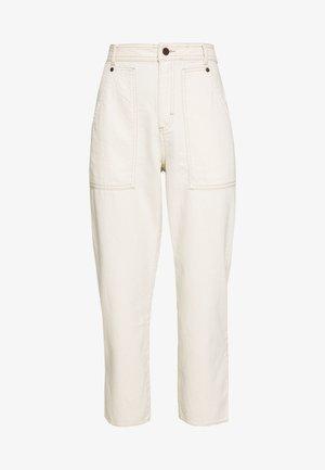 ALCHEMY PANT - Spodnie materiałowe - unbleached