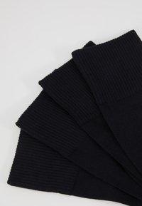 Levi's® - VINTAGE CUT 2PACK - Socks - jet black - 3