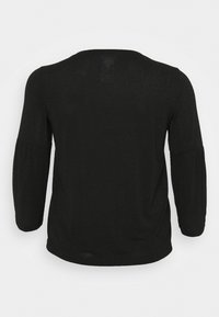 Persona by Marina Rinaldi - VALORE - Long sleeved top - nero - 1