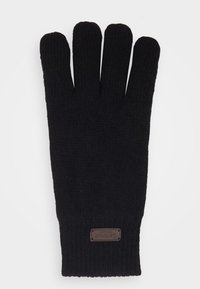 Barbour - CARLTON GLOVES - Gloves - black - 1