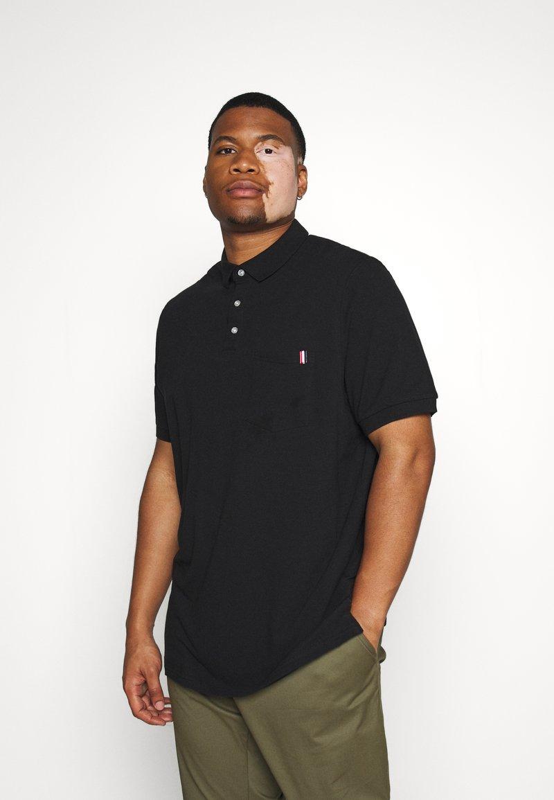 Pier One - Poloshirt - black