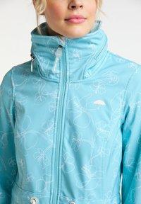 Schmuddelwedda - Waterproof jacket - light blue - 3