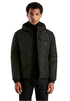 HUDSON-3 - Down jacket - brown