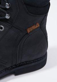 Harley Davidson - DARNEL - Cowboy/biker ankle boot - black - 5